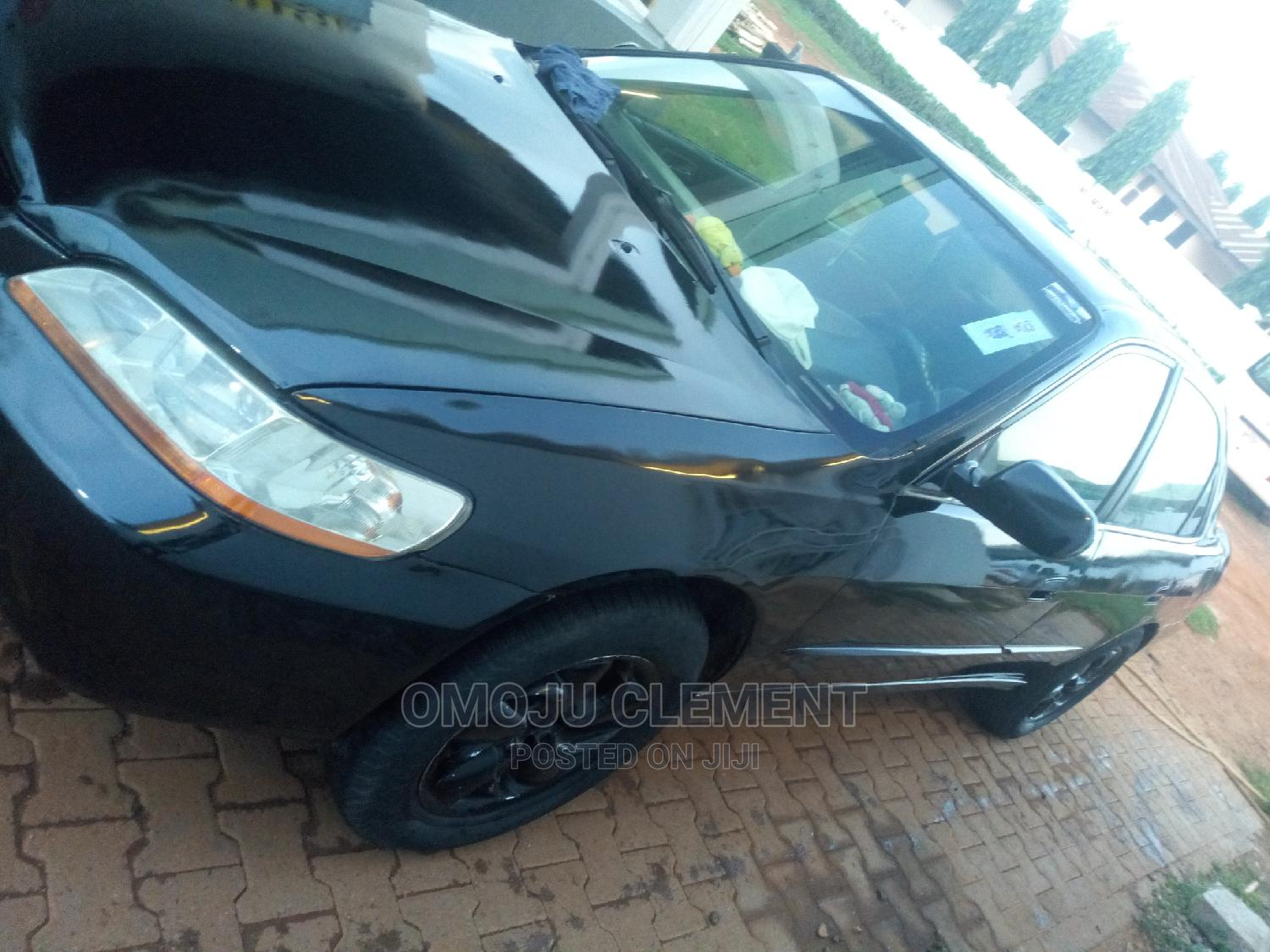 Honda Accord 2000 Coupe Black | Cars for sale in Ilorin West, Kwara State, Nigeria