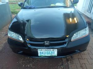 Honda Accord 2000 Coupe Black | Cars for sale in Kwara State, Ilorin West