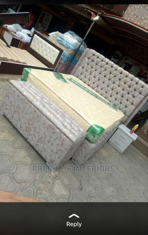 Portable Bed and Mattress   Furniture for sale in Lagos State, Ojo