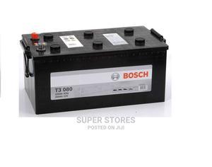 12V 200AH Mega Power Battery - Bosch JUL 15   Solar Energy for sale in Lagos State, Alimosho