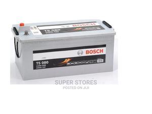 225AH 12V Battery - Bosch   Solar Energy for sale in Lagos State, Alimosho