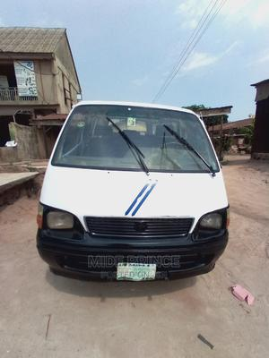 Toyota Hiace 2001 White | Buses & Microbuses for sale in Ogun State, Obafemi-Owode