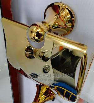 Tissue Paper Holder ( GOLD)   Home Accessories for sale in Lagos State, Orile
