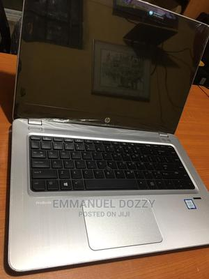 Laptop HP ProBook 440 G4 8GB Intel Core I5 HDD 500GB | Laptops & Computers for sale in Lagos State, Ikeja