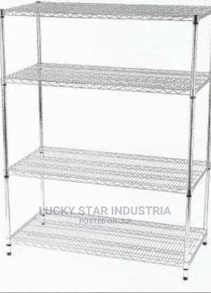3 STEPS Bread Rack | Store Equipment for sale in Lagos State, Ojo