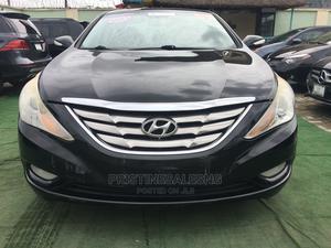 Hyundai Sonata 2012 Black | Cars for sale in Lagos State, Ilupeju