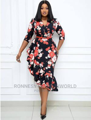Elegant Classic Trendy New Female Quality Gown | Clothing for sale in Lagos State, Ikeja