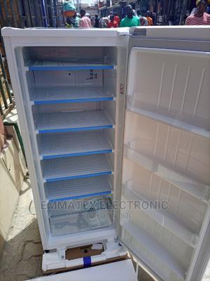 LG Ice Block Upright Freezer | Kitchen Appliances for sale in Lagos State, Amuwo-Odofin