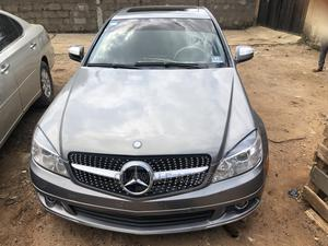Mercedes-Benz C300 2010 Gray | Cars for sale in Lagos State, Alimosho