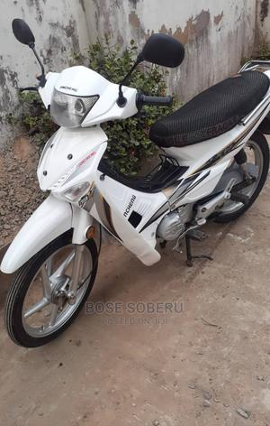 Jincheng JC 110-9 2018 White   Motorcycles & Scooters for sale in Oyo State, Ibadan