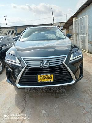 Lexus RX 2017 350 AWD Black | Cars for sale in Lagos State, Alimosho