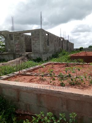 30\120 Half Plot of Land Build and Filled Up to DPC Level. | Land & Plots For Sale for sale in Amuwo-Odofin, Festac