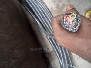 4core 25mm Armoured Cable Nigeria   Electrical Equipment for sale in Lagos State, Eko Atlantic