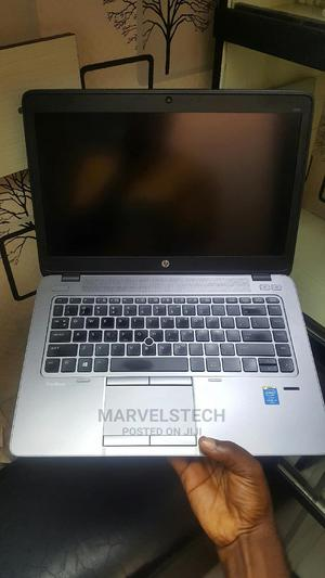 Laptop HP EliteBook 840 G2 8GB Intel Core I7 HDD 500GB   Laptops & Computers for sale in Lagos State, Ikeja