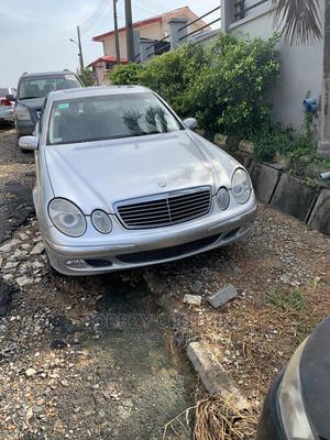 Mercedes-Benz E320 2005 Silver | Cars for sale in Lagos State, Ojodu
