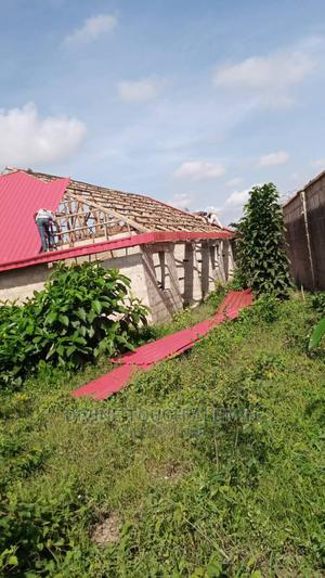 Aluminum Roofing Sheets Red Work | Building Materials for sale in Ogun State, Sagamu