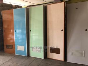 PVC Toilet Door   Doors for sale in Rivers State, Port-Harcourt