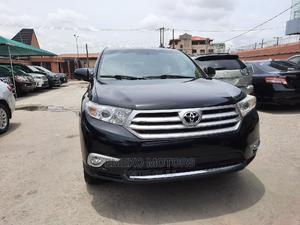 Toyota Highlander 2012 Limited Black   Cars for sale in Lagos State, Amuwo-Odofin