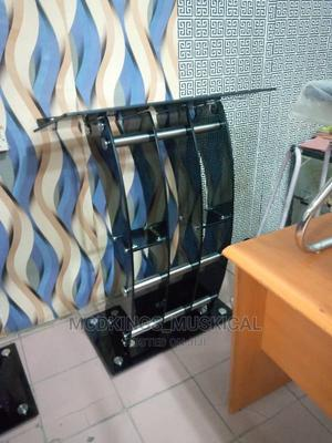 Glass Pulpit Stand. | Furniture for sale in Lagos State, Ojo