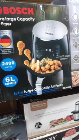 Bosch 6L Digital Air Fryer   Kitchen Appliances for sale in Lagos State, Lagos Island (Eko)