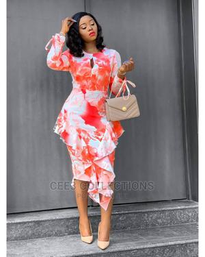New Female Fittes Gown   Clothing for sale in Lagos State, Oshodi