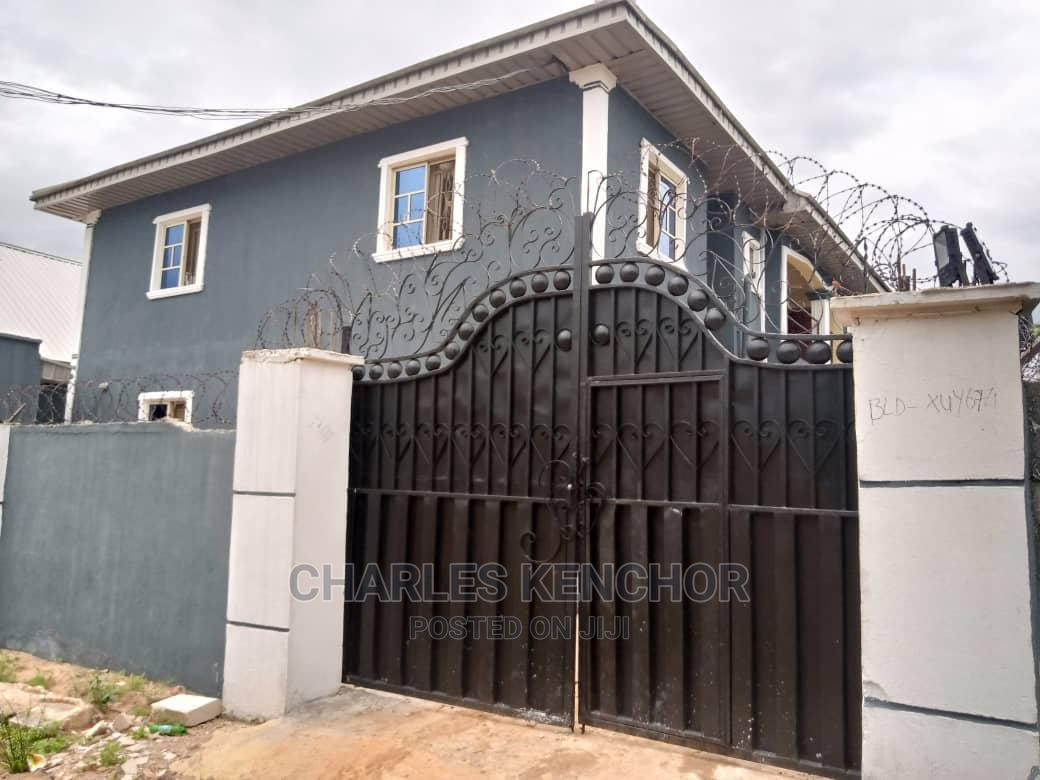Archive: 4 Bedrooms Block of Flats in Peanut, Benin City For Sale