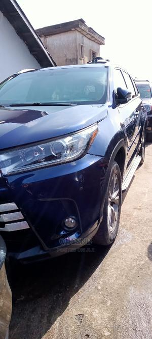 Toyota Highlander 2015 Blue   Cars for sale in Oyo State, Ibadan