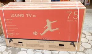 LG 75 Inches Smart 4k TV. Netflix and Other Apps | TV & DVD Equipment for sale in Lagos State, Lekki