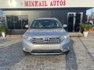 Toyota Highlander 2013 3.5L 2WD Silver   Cars for sale in Lagos State, Lekki