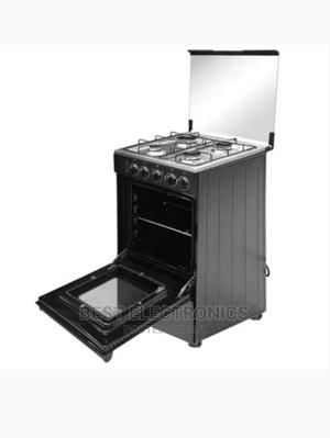 Midea 50 X 55, 4 Burner Gas Cooker With Oven and Grill | Kitchen Appliances for sale in Abuja (FCT) State, Garki 2