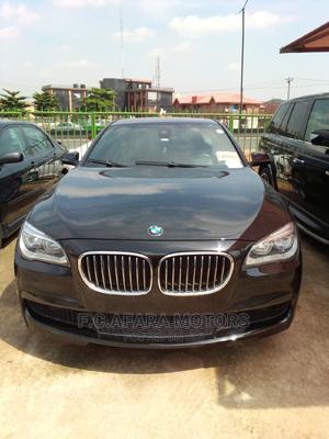 BMW 7 Series 2015 Black   Cars for sale in Lagos State, Ojodu