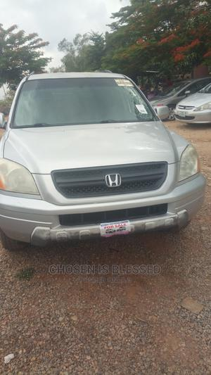 Honda Pilot 2003 Silver | Cars for sale in Abuja (FCT) State, Karu