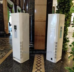 >< New Hisense 5ton Floor Standing Ac R410A Super Cooling | Home Appliances for sale in Lagos State, Ojo