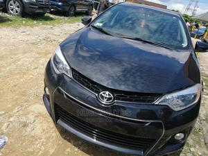 Toyota Corolla 2016 Black   Cars for sale in Rivers State, Port-Harcourt