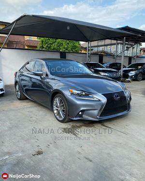 Lexus IS 2014 Gray | Cars for sale in Lagos State, Ikeja