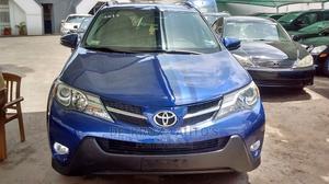 Toyota RAV4 2014 Blue | Cars for sale in Lagos State, Ikeja