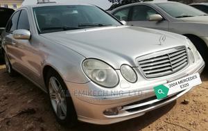 Mercedes-Benz E320 2004 Silver | Cars for sale in Abuja (FCT) State, Gwagwalada