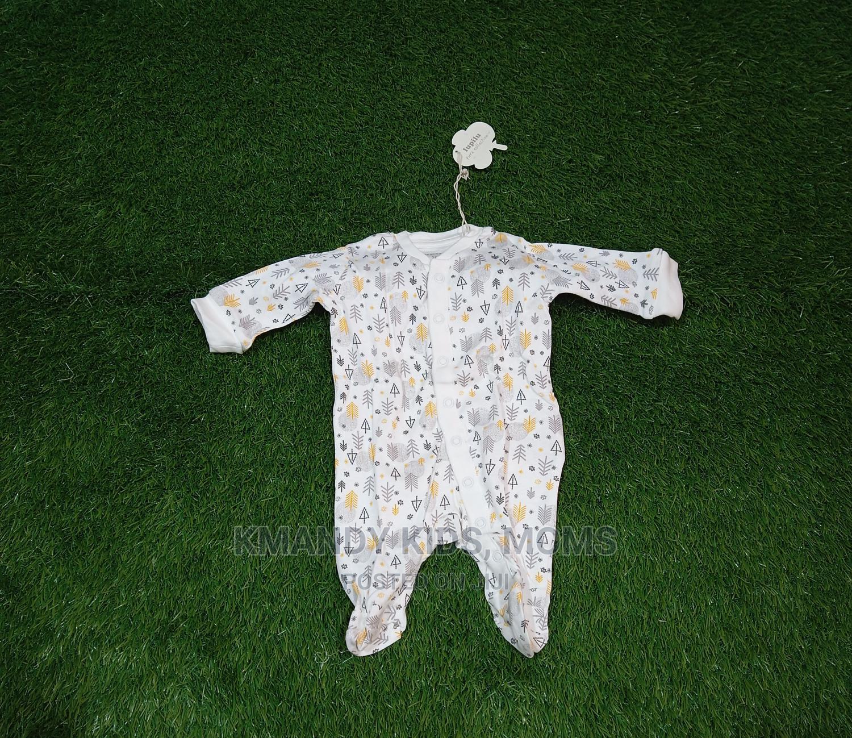 Baby Single Overall