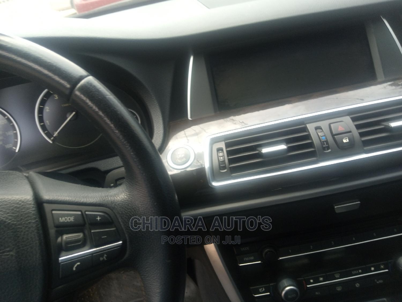 Archive: BMW 550i 2012 Gray