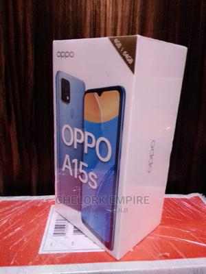 New Oppo A15s 64 GB   Mobile Phones for sale in Lagos State, Ikeja