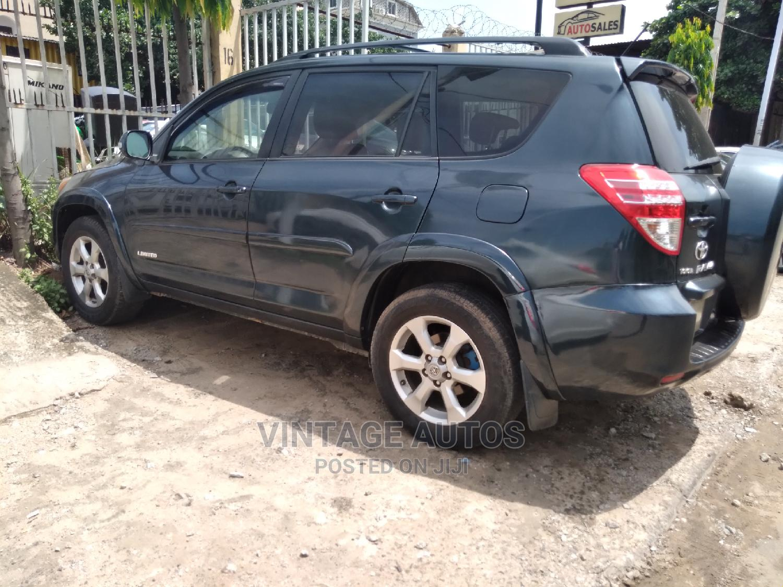 Toyota RAV4 2009 Black   Cars for sale in Ikeja, Lagos State, Nigeria
