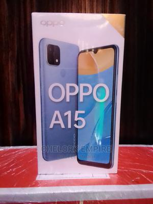 New Oppo A15 32GB Blue | Mobile Phones for sale in Lagos State, Ikeja