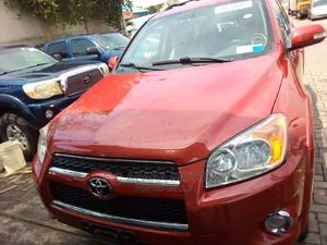 Toyota RAV4 2011 2.5 Limited 4x4 Red | Cars for sale in Lagos State, Ojodu