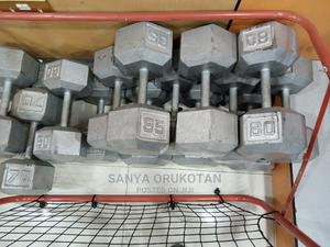 Dumbbell Set   Sports Equipment for sale in Lagos State, Ikeja