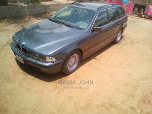 BMW 540i 2002 Gray   Cars for sale in Benue State, Makurdi
