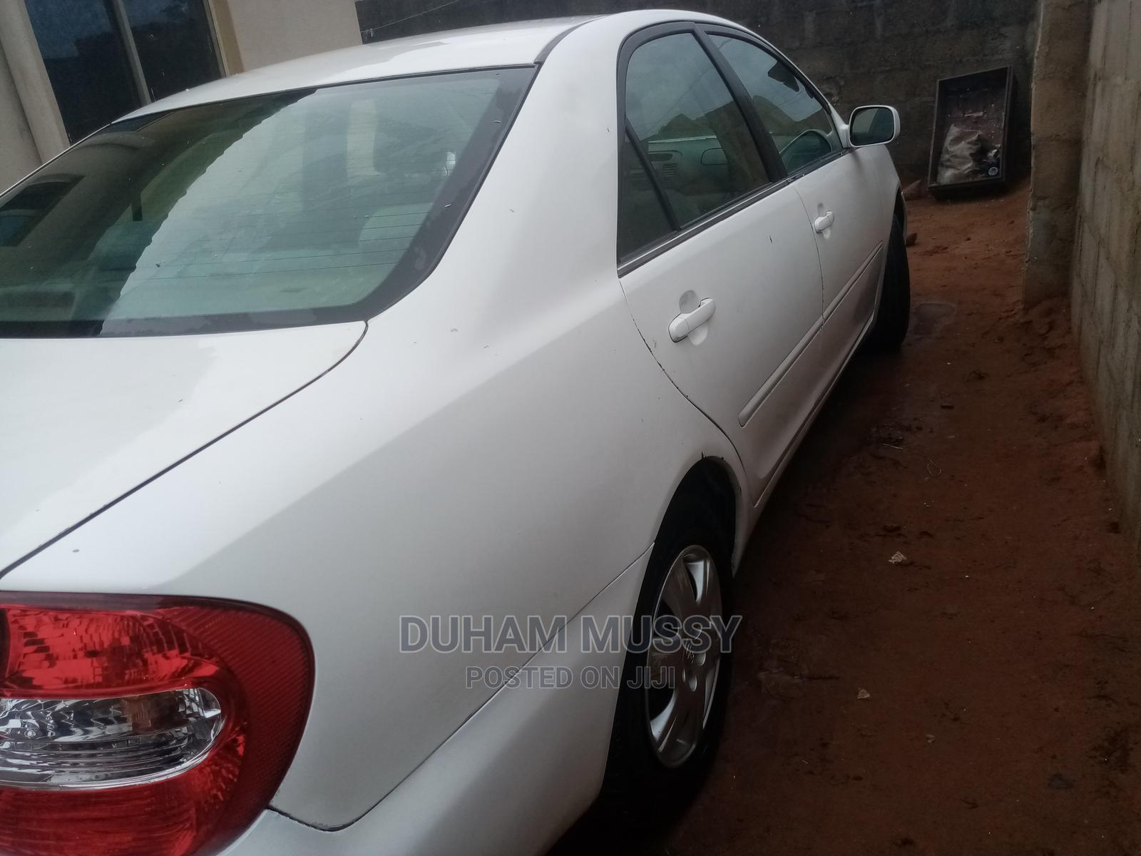 Archive: Toyota Camry 2004 White