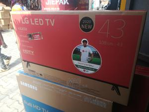 43 Inches LG LED Tv. | TV & DVD Equipment for sale in Lagos State, Ikoyi