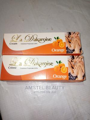 Ladakaroise Orange Tube Cream   Skin Care for sale in Lagos State, Amuwo-Odofin