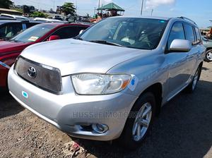 Toyota Highlander 2008 Limited 4x4 Silver | Cars for sale in Lagos State, Apapa