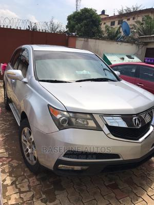 Acura MDX 2008 Silver | Cars for sale in Lagos State, Isolo